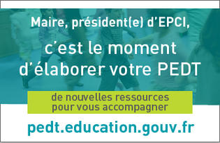Une nouvelle version du site pedt.education.gouv.fr